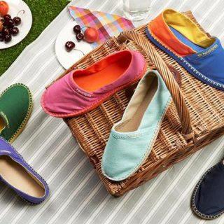 yazlık ayakkabı