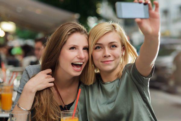 selfie çekmek