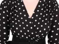 2019 Puantiyeli ve Çizgili Bluz Modelleri