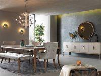 Yemek Odası Dekorasyonunda Renk Seçimi