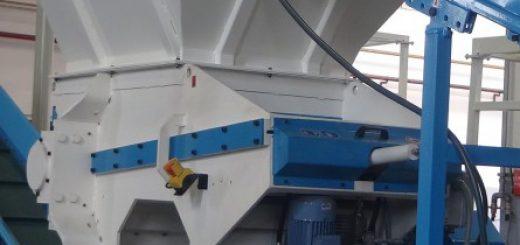 Plastik Parçalama Makineleri